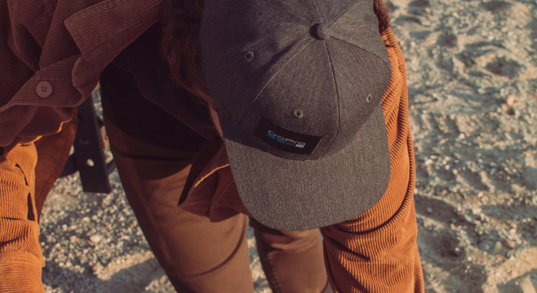 El Cap Logo Snapback Hat-lifestyle-image