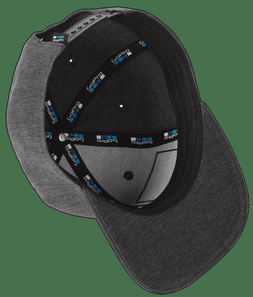 El Cap Logo Snapback Hat-back-image
