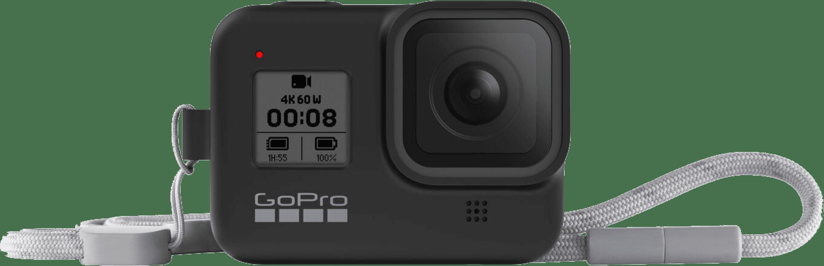 HERO8 Black Sleeve + Lanyard-front-image