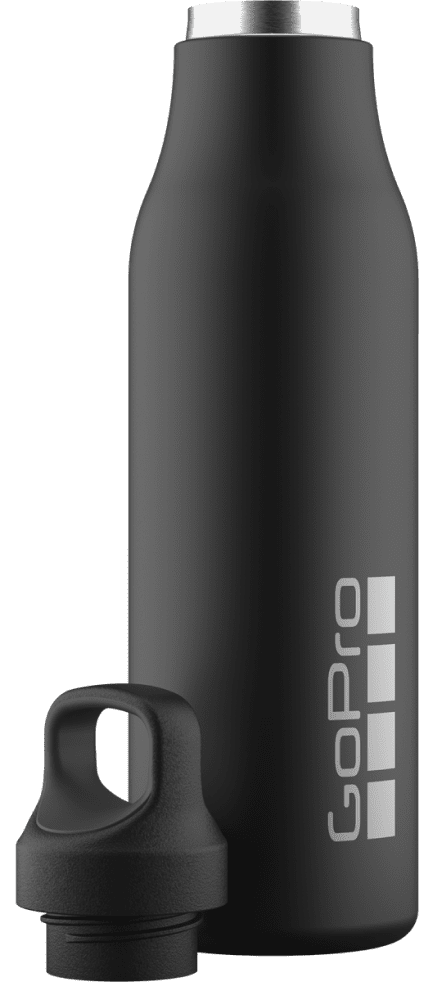 Tubed Insulated Water Bottle-side-image