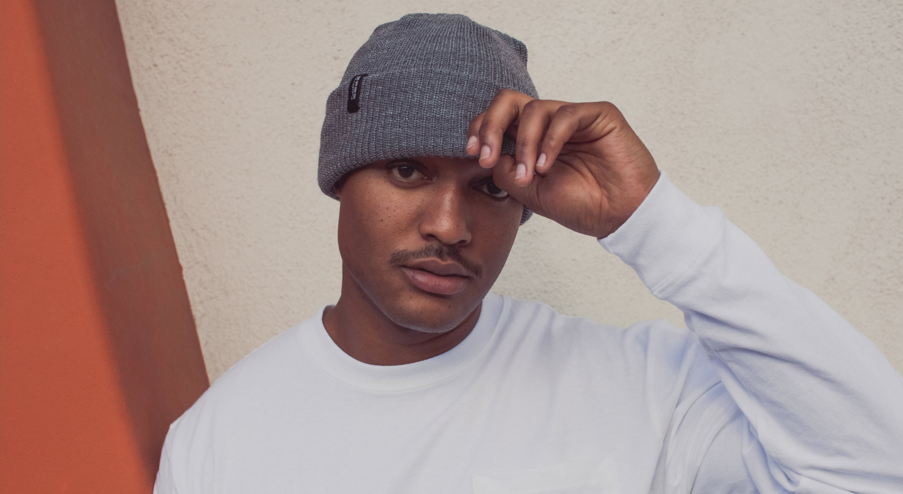 Half Dome Knit Beanie-lifestyle-image