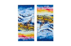 Alpenglow Neck Gaiter-design-image-mobile