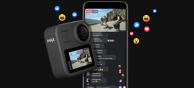 MAX– Livestreaming