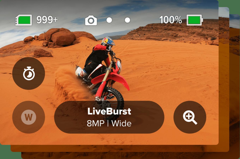 LiveBurst