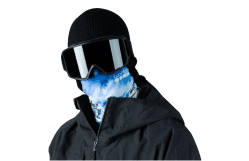 Alpenglow Neck Gaiter-on-man-image-mobile