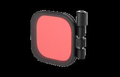 PolarPro Red Filter (HERO8 Black Protective Housing)-front-image