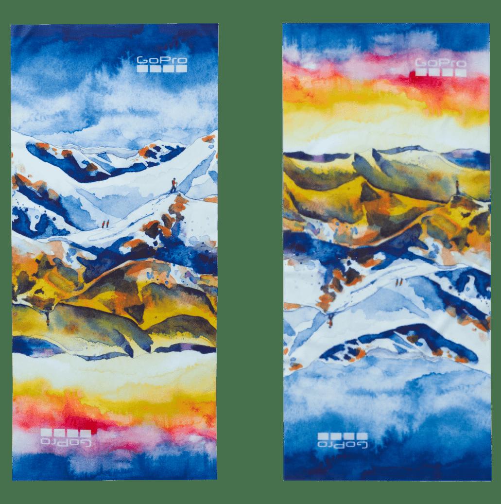 Alpenglow Neck Gaiter-design-image