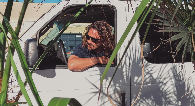 Mezcal Polarized Floating Sunglasses-lifestyle-image