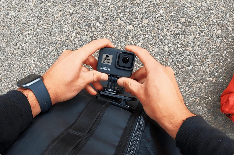 Magnetic Swivel Clip