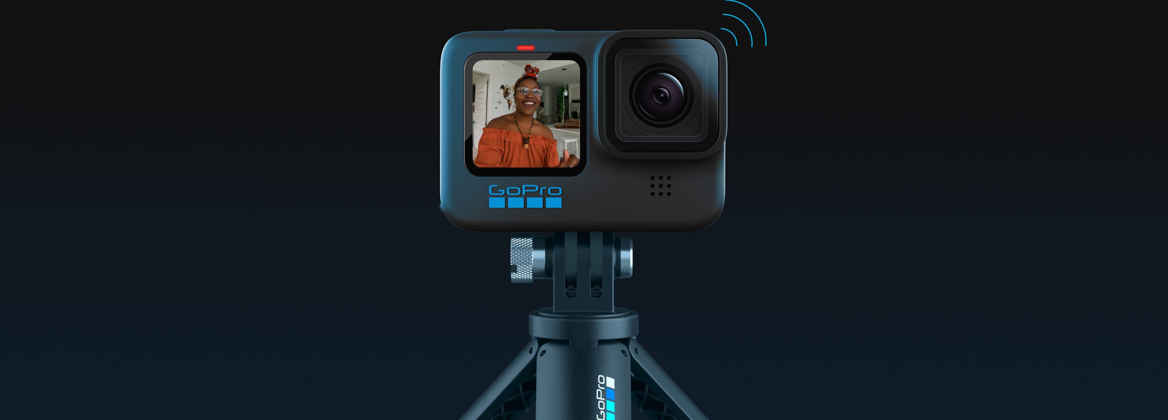 Hero9 Black - Elevate your Webcam