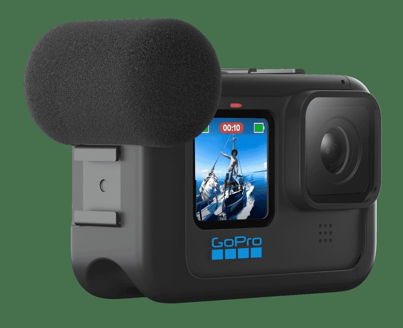 HERO9 Black Kamera Media Mod-Vorderseite-Bild