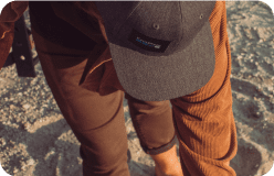 El Cap Logo Snapback Hat-lifestyle-image-mobile