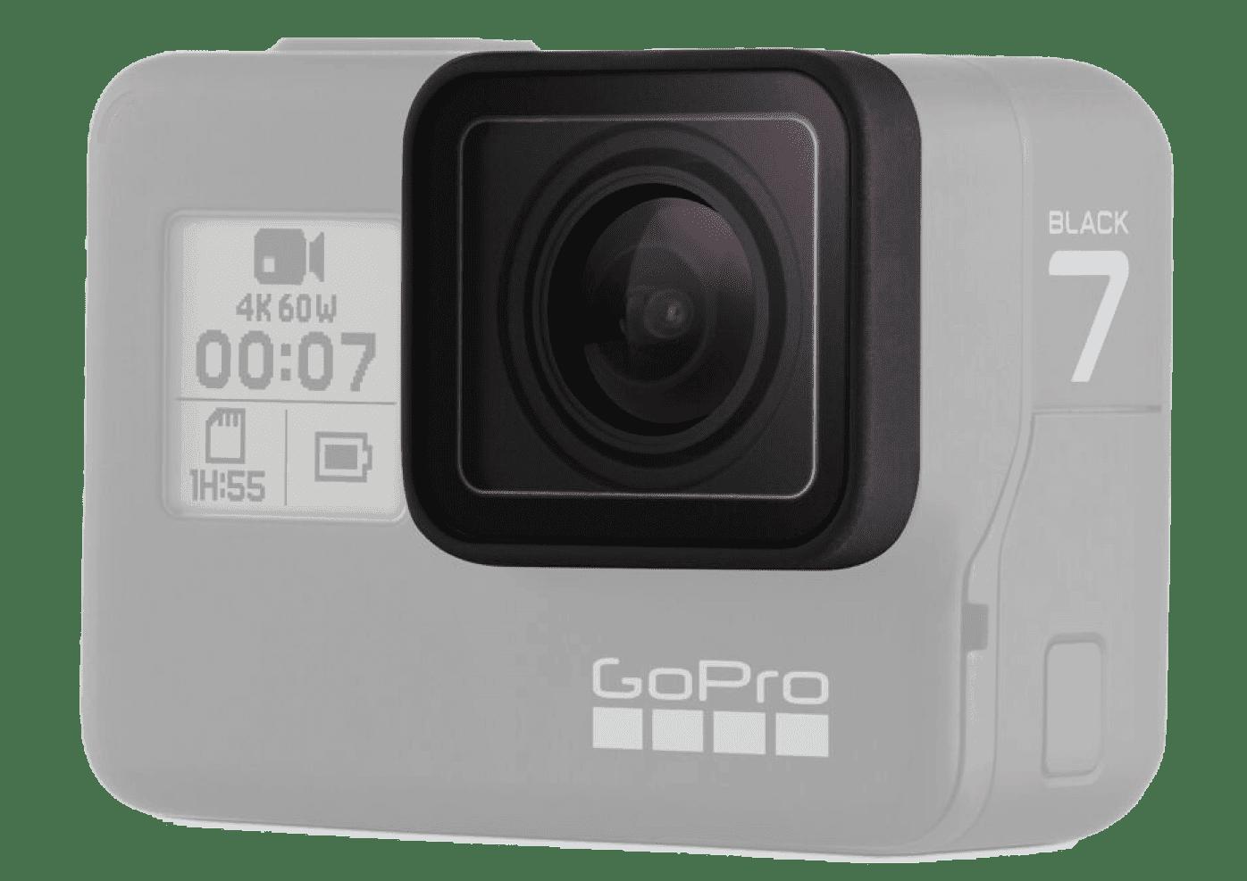 HERO7 Black Ersatzschutzobjektiv-Vorderseite-Bild