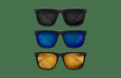 Mezcal Polarized Floating Sunglasses-open-image-mobile